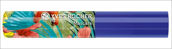 Yves Rocher Retropical Mascara Bleu Outremer