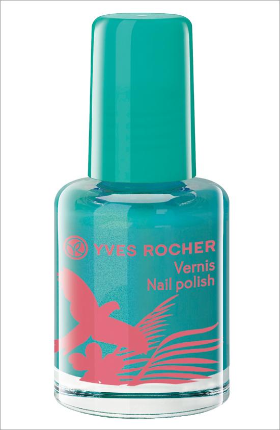 Retropical Nail Polish Bleu de Bermudes