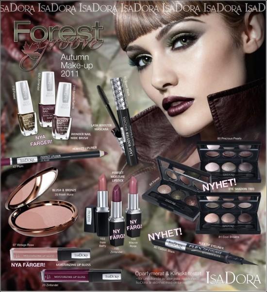 Isadora Forest Groove Hösten 2011 - Klicka på bilden för högre upplösning!
