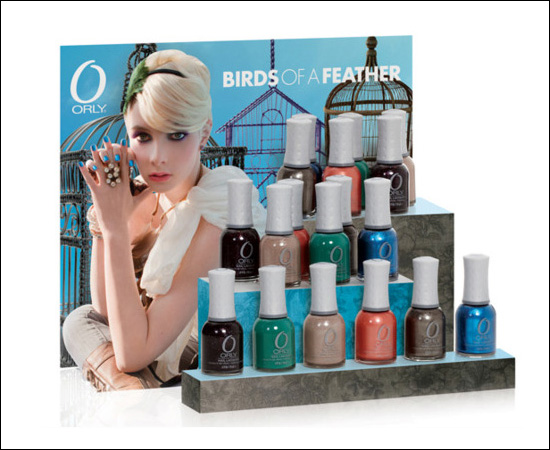 Orly Birds Of a Feather Collection Fall 2011