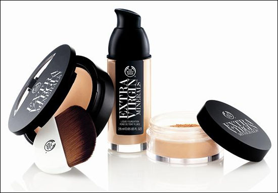 The Body Shop Extra Virgin Minerals