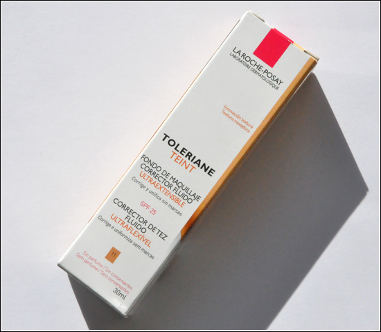 La Roche-Posay Toleriane Teint Fluid Corrective Foundation Spf 25