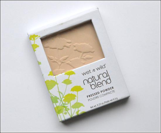 Wet'n'Wild Natural Blend Pressed Powder