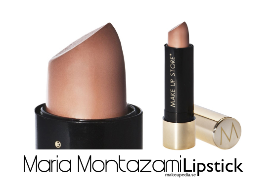 Nyhet Make Up Store Maria Montazami Lipstick