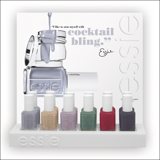 Essie Cocktail Bling Winter 2011 Info & Bilder