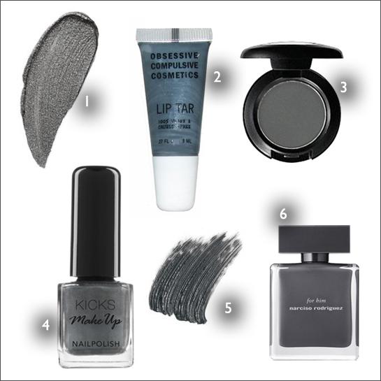 Grey Beauty & Makeup