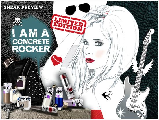 MNY I am a Concrete Rocker 2011
