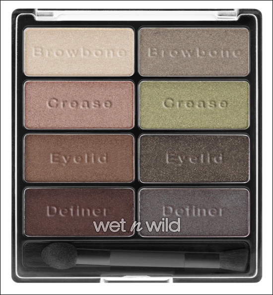 coloricon Eyeshadow Collection E738 Comfort Zone