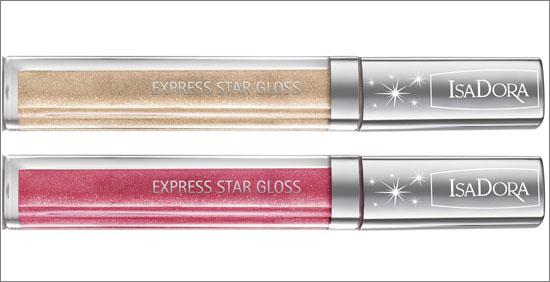 Express Star Gloss Gold Rush (61) Sugar Rush (62)