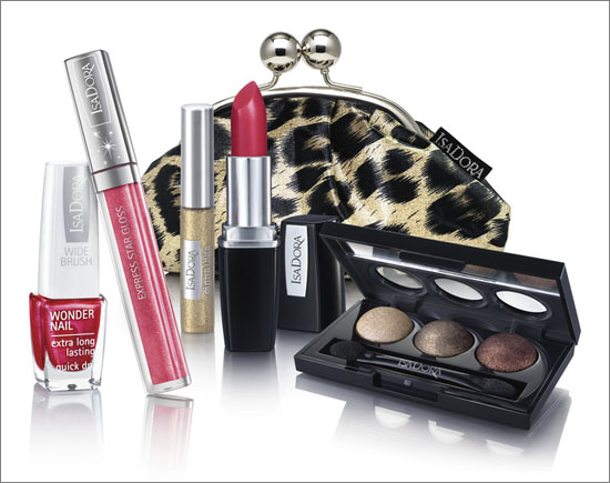 IsaDora Red Rush Collection Holiday 2011