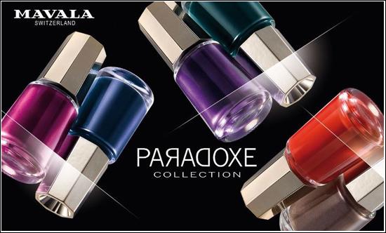 Mavala Paradoxe Collection Fall 2011