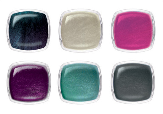 Essie New Years Eve Metallics Holiday Collection 2011