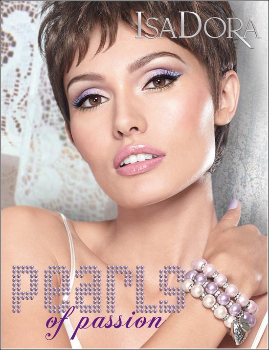 IsaDora Pearls Of Passion Våren 2012