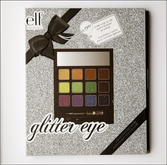 E.L.F. Holiday Beauty Book Glitter Eye