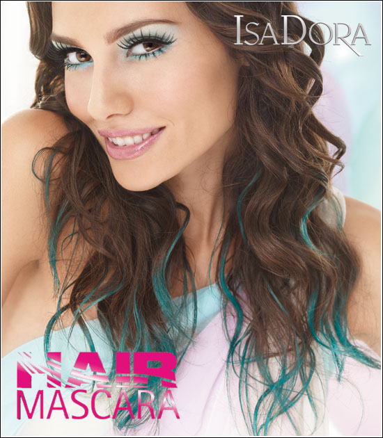 IsaDora Hair Mascara Highlights & Streaks