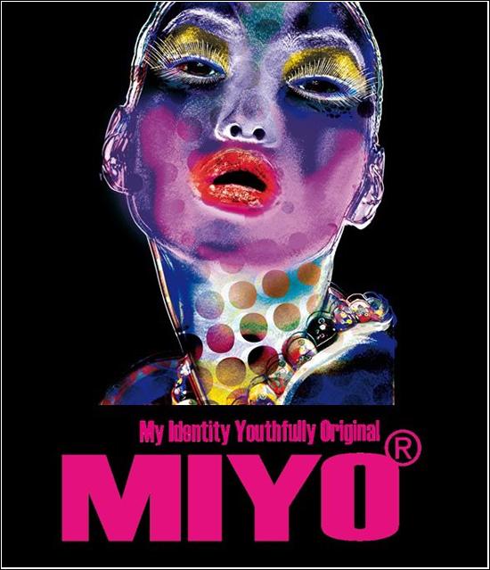 Nyhet MIYO Makeup My Identity Youthfully Original
