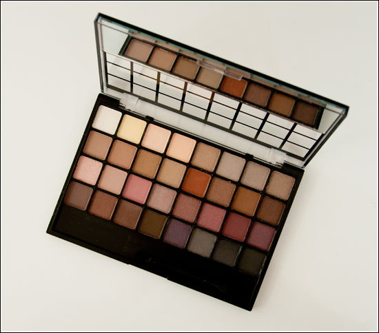 E.L.F. Pro Mini Eyeshadow Palette Warm