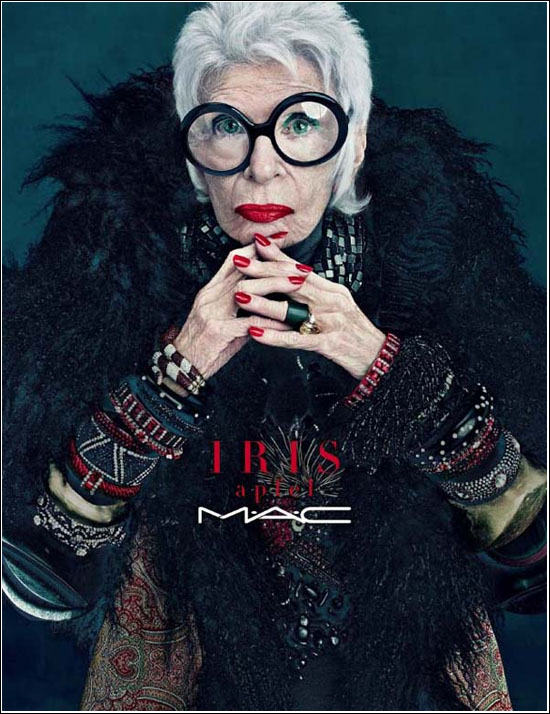 MAC & Iris Apfel Collection