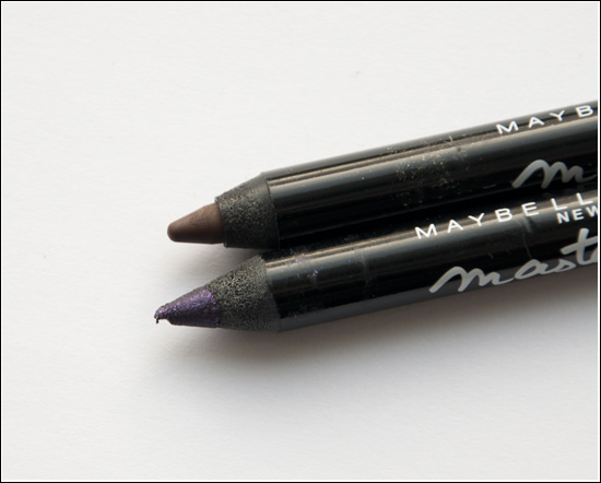 Maybelline Master Drama Kohl Liner Deep Purple & Dark Brown