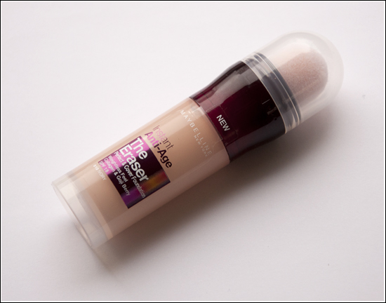 Maybelline The Eraser Instant Anti-Age Foundation SPF 18