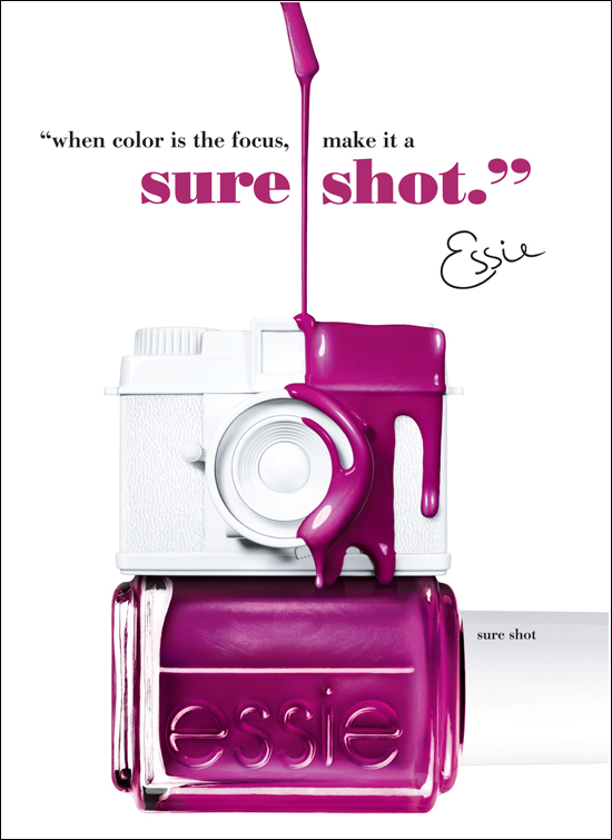 Essie Sure Shot Resort Collection 2012
