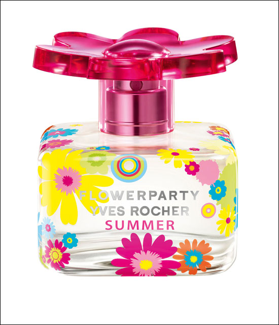 Yves Rocher Flower Party Summer Edition 2012