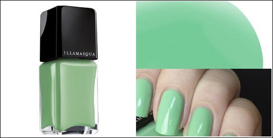 Nail Varnish Nomad (bright jade)
