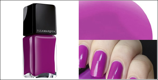 Nail Varnish Stance  (fuchsia, violet)