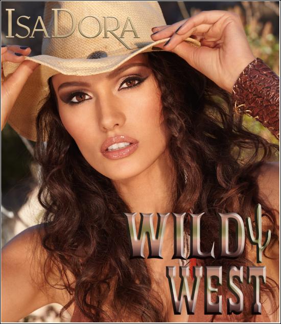 IsaDora Wild West Bronzing Makeup Summer 2012