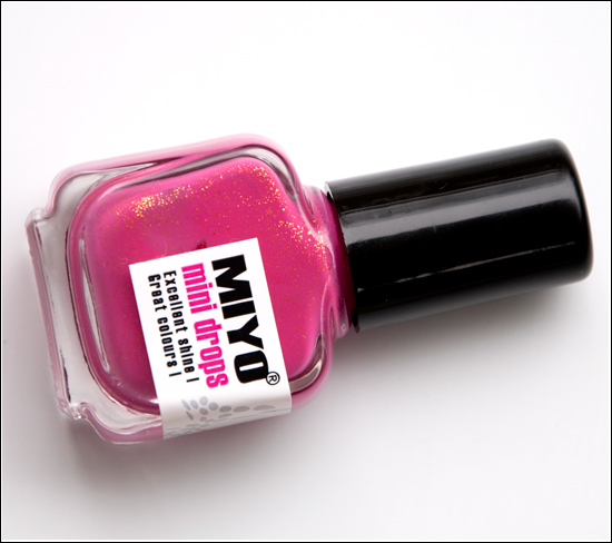 MIYO 30 Raspberry Mini Perfume Drops Pink