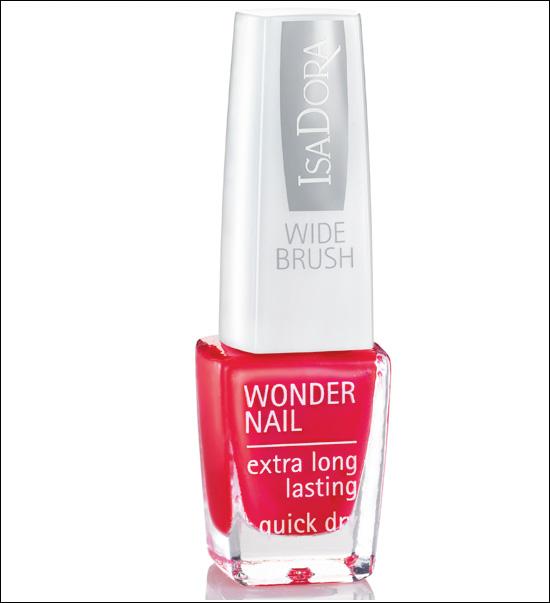 Wonder Nail 735 Hot Hibiscus