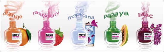 MIYO Mini Drops Perfume Nagellack