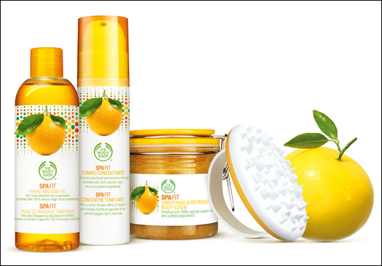 The Body Shop Spa Fit