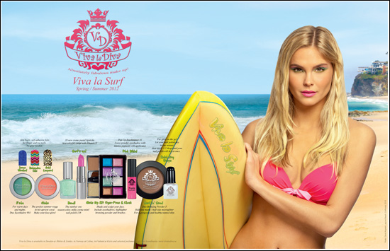 Viva la Surf Spring/Summer 2012 Viva la Diva Collection