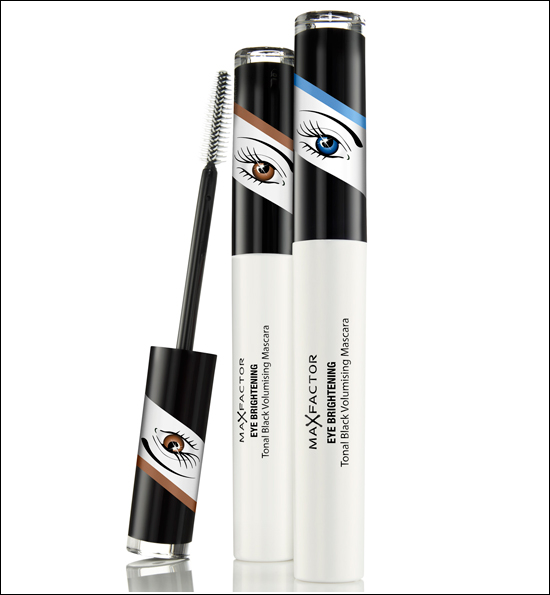 Max Factor Eye Brightening Tonal Black Volumising Mascara