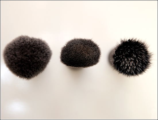 Real Techniques Blush Brush, Expert Face Brush, Stippling Brush