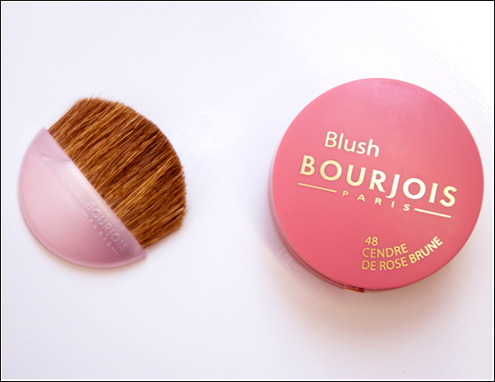 Bourjois Cendre De Rose Brune 48 Blush