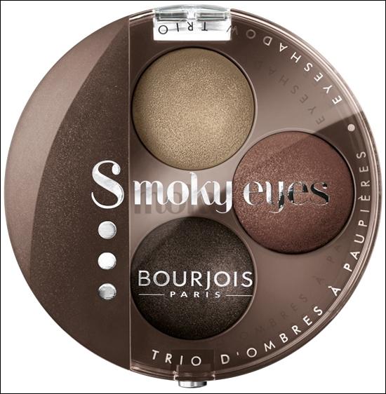 Smoky Eyes Brun Wood 13