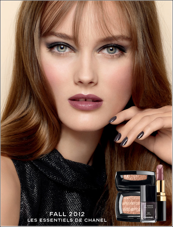 Chanel Les Essentiels de Chanel Fall 2012 Makeup Collection