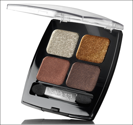 Eye Shadow Quartet Brown Patina 63
