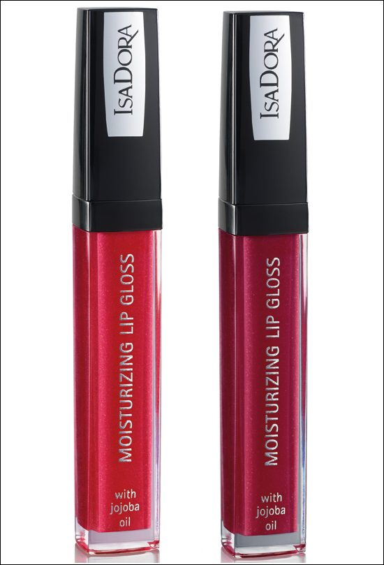 Moisturizing Lip Gloss Red Carpet 21, Diva Red 22