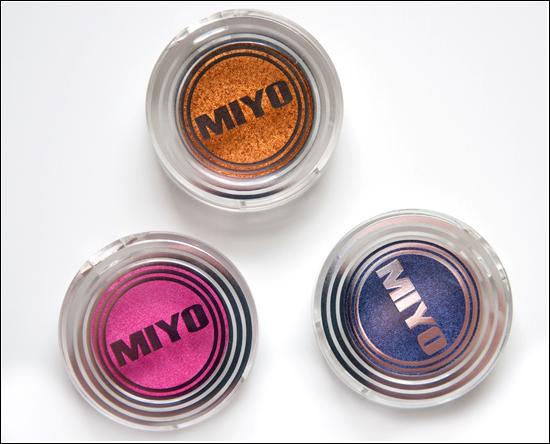 MIYO Metallic Eyeshadow