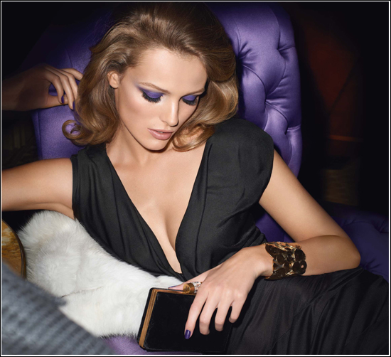 YSL HOLIDAY LOOK 2012