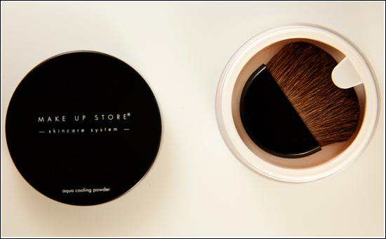Make Up Store Aqua Cooling Powder