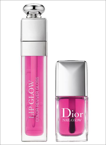 Dior Chérie Bow Lip Glow / Nail Glow