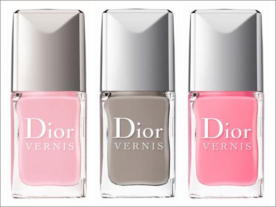 Dior Chérie Bow Vernis Trianon Grey Tutu Rosy Bow