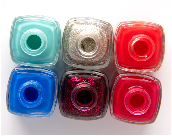 Essie Winter Collection 2012/2013