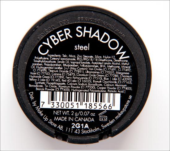 Make Up Store Steel Cybershadow