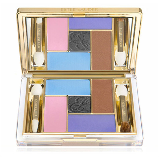 Pretty Naughty Pure Color 5 Color Eye Shadow Palette
