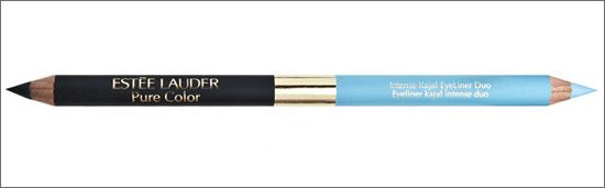 Pure Color Intense Kajal EyeLiner Duo Black/Blue